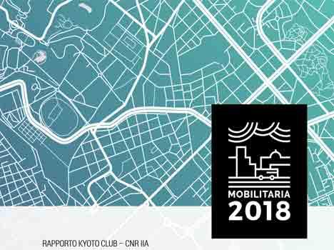 MobilitAria 2018: aumentano le auto in città e l'aria è sempre più inquinata