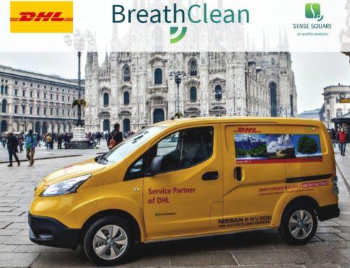 """Breath Clean: monitoraggio """"mobile"""" degli inquinanti a beneficio della Smart Mobility"""
